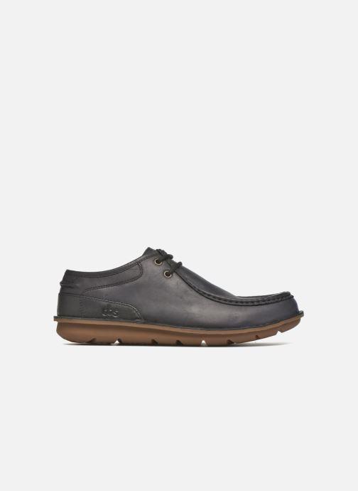 Chaussures à lacets TBS Yakari Noir vue derrière