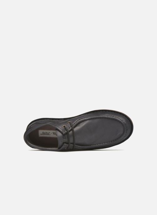 Chaussures à lacets TBS Yakari Noir vue gauche