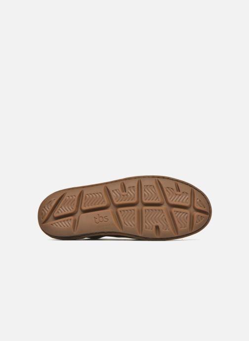 Chaussures à lacets TBS Yakari Noir vue haut