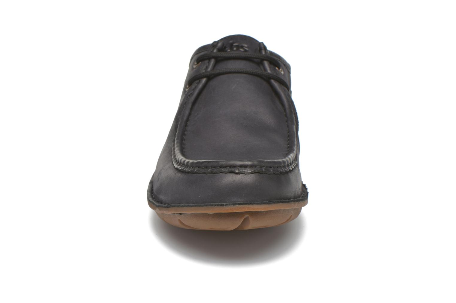 Lace-up shoes TBS Yakari Black model view