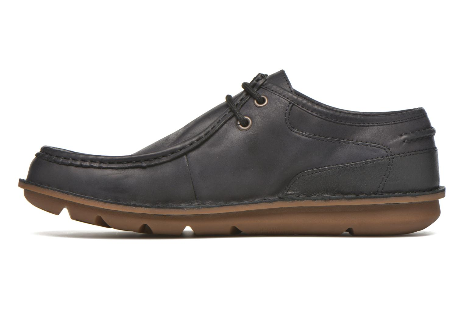 Lace-up shoes TBS Yakari Black front view
