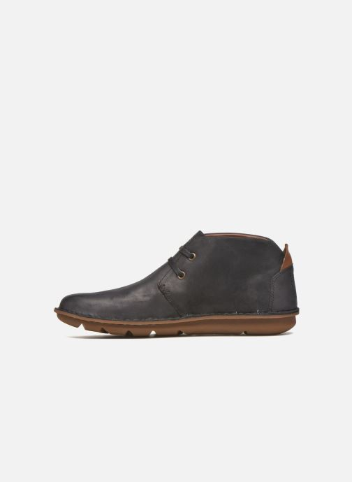Chaussures à lacets TBS Ystoryh Noir vue face