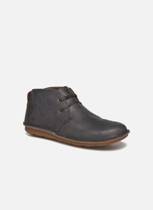 Chaussures à lacets TBS Ystoryh Noir vue détail/paire