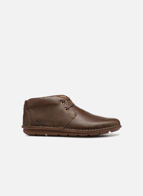 Chaussures à lacets TBS Ystoryh Marron vue derrière