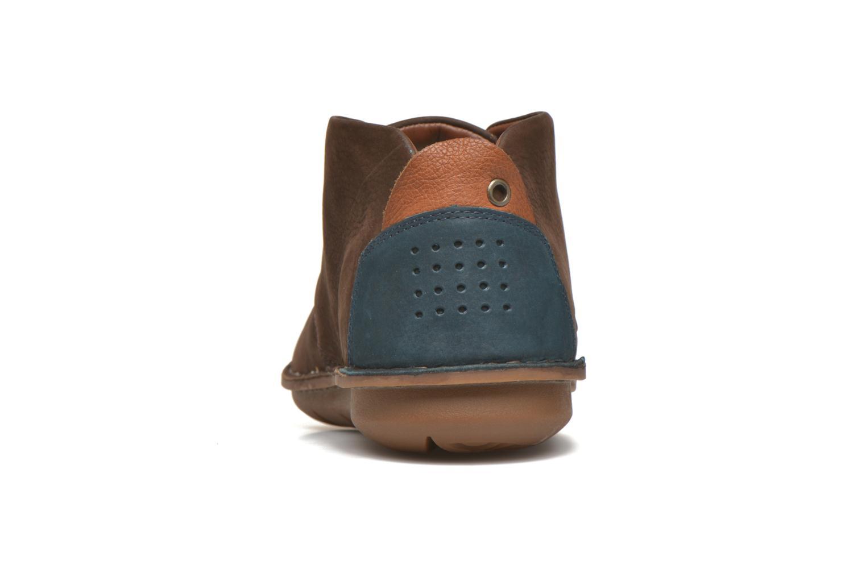 Chaussures à lacets TBS Ystoryh Marron vue droite