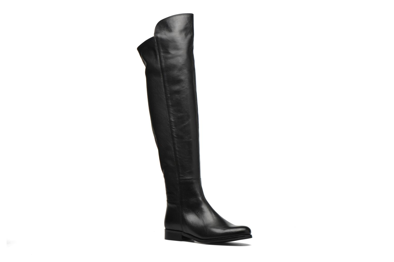 Boots & wellies PintoDiBlu Barbara Black detailed view/ Pair view