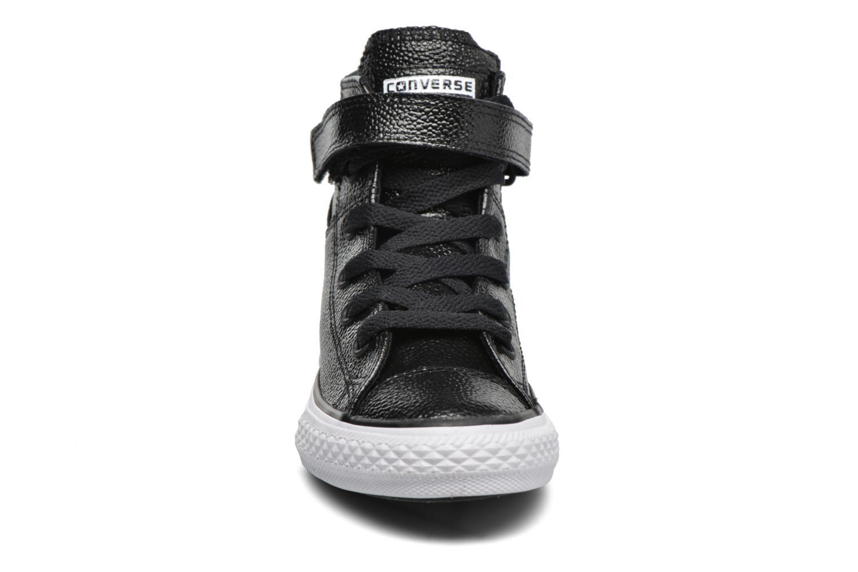 Baskets Converse Chuck Taylor All Star Brea Hi Noir vue portées chaussures