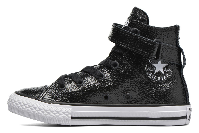Baskets Converse Chuck Taylor All Star Brea Hi Noir vue face