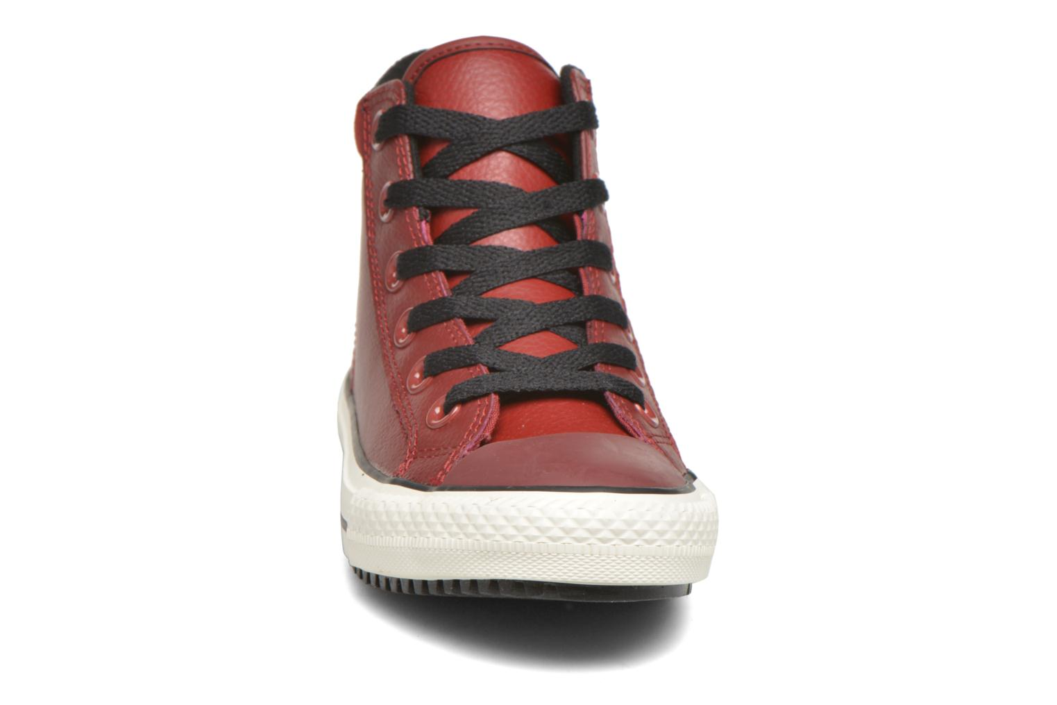 Trainers Converse Chuck Taylor All Star Converse Boot Hi Red model view