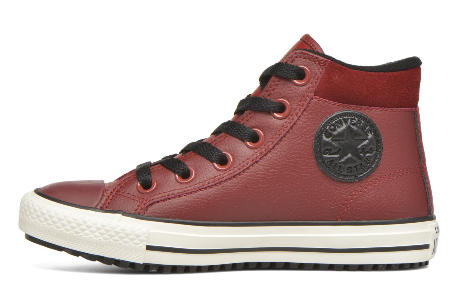 Trainers Converse Chuck Taylor All Star Converse Boot Hi Red front view