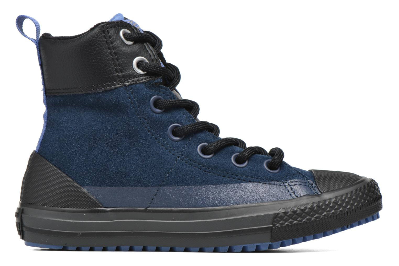 Baskets Converse Chuck Taylor All Star Asphalt Boot Hi Bleu vue derrière