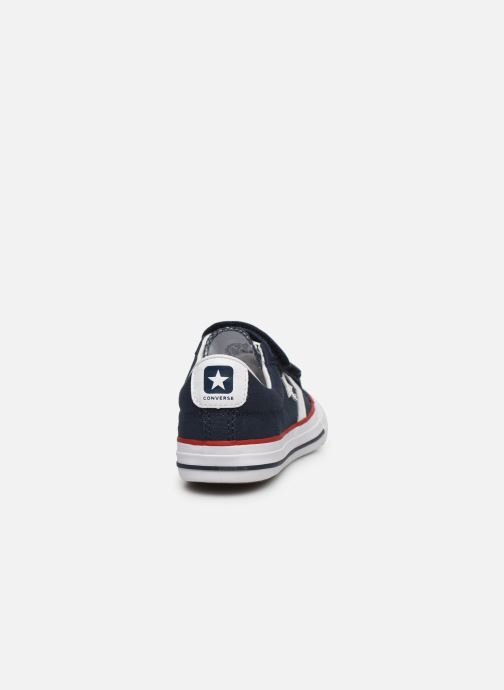 Sneakers Converse Star Player 3V Ox Blauw rechts