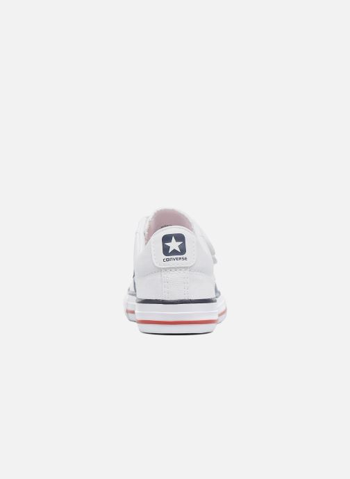Trainers Converse Star Player 3V Ox White view from the right