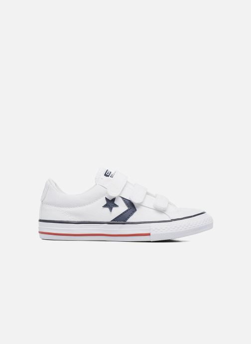Trainers Converse Star Player 3V Ox White back view
