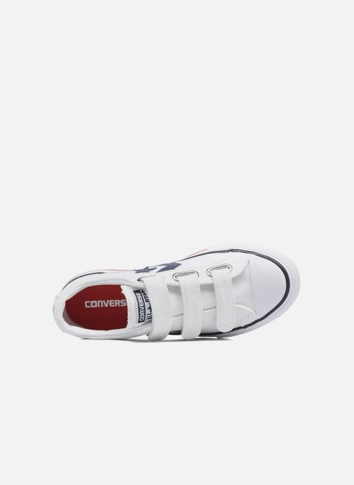 Trainers Converse Star Player 3V Ox White view from the left