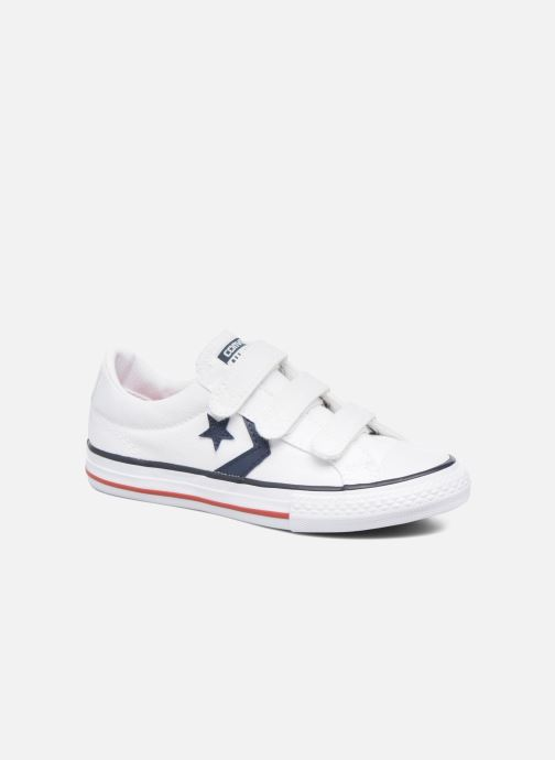 ce96ee45fe6 Converse Star Player 3V Ox (Wit) - Sneakers chez Sarenza (286353)