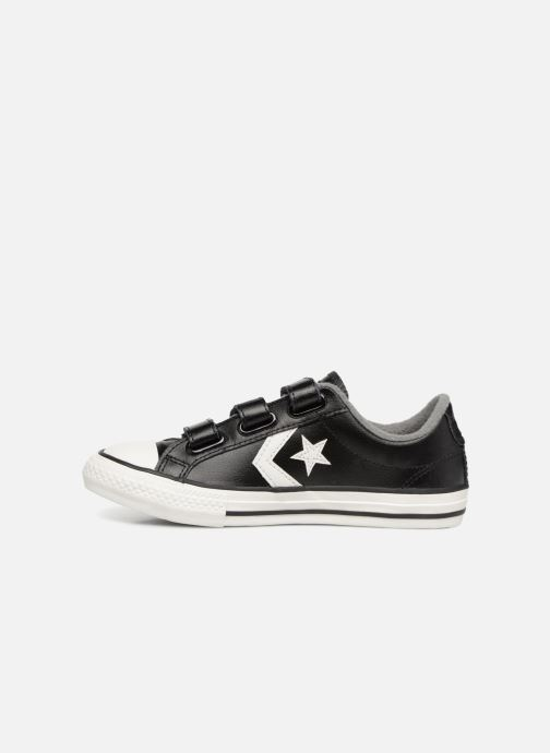 Baskets Converse Star Player 3V Ox Noir vue face