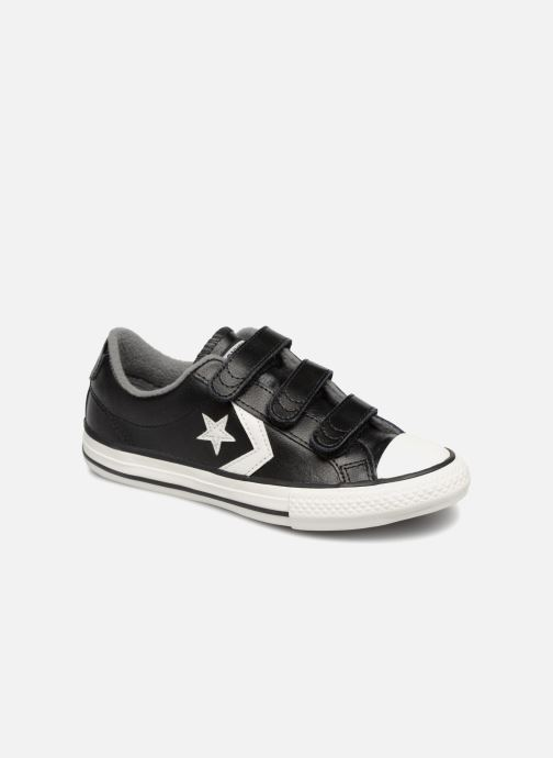 Baskets Converse Star Player 3V Ox Noir vue détail/paire