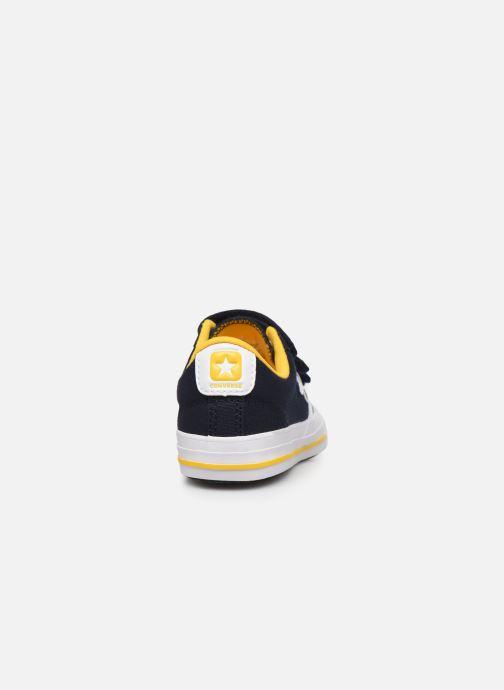 Sneaker Converse Star Player 3V Ox blau ansicht von rechts