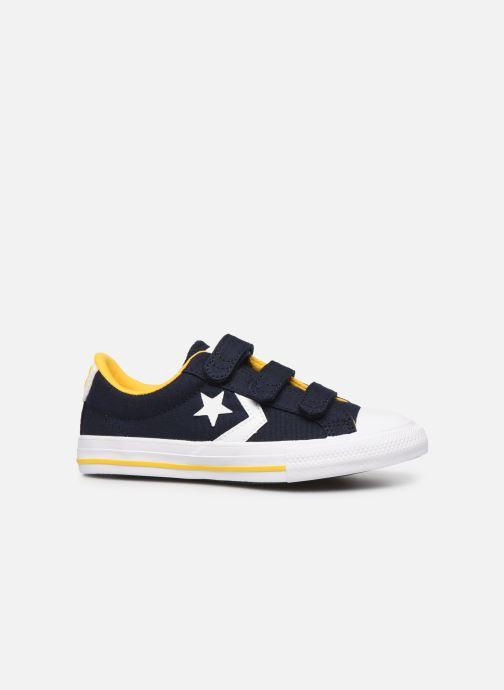 Sneaker Converse Star Player 3V Ox blau ansicht von hinten