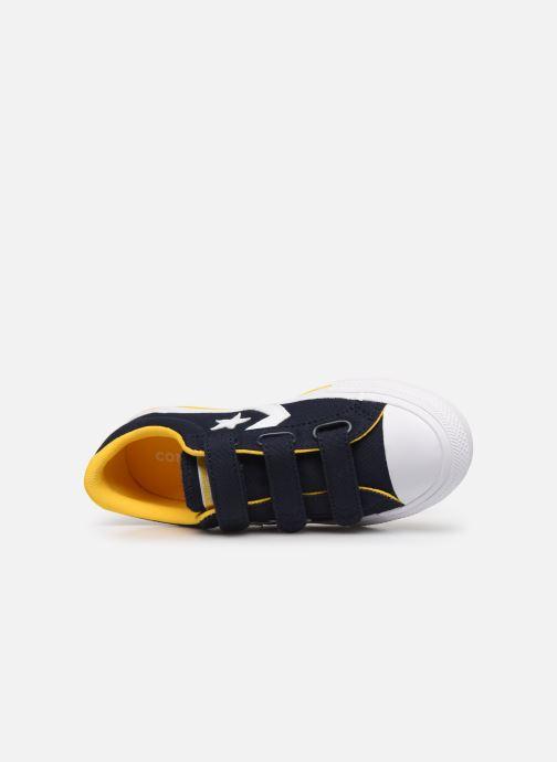 Sneaker Converse Star Player 3V Ox blau ansicht von links