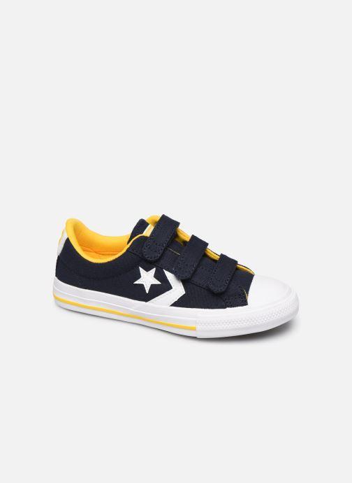 Sneaker Converse Star Player 3V Ox blau detaillierte ansicht/modell