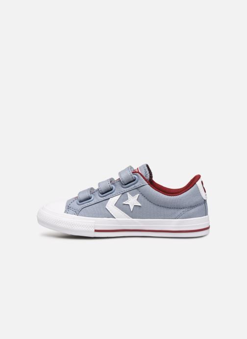Sneakers Converse Star Player 3V Ox Azzurro immagine frontale