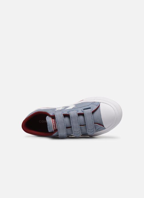 Sneakers Converse Star Player 3V Ox Azzurro immagine sinistra