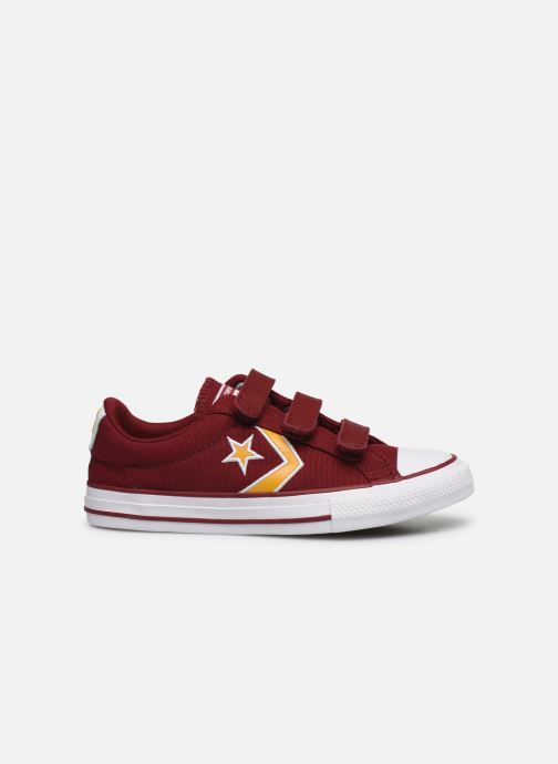 Trainers Converse Star Player 3V Ox Red back view