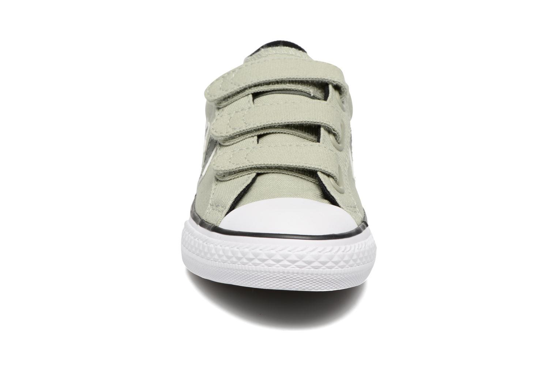 Baskets Converse Star Player 3V Ox Vert vue portées chaussures