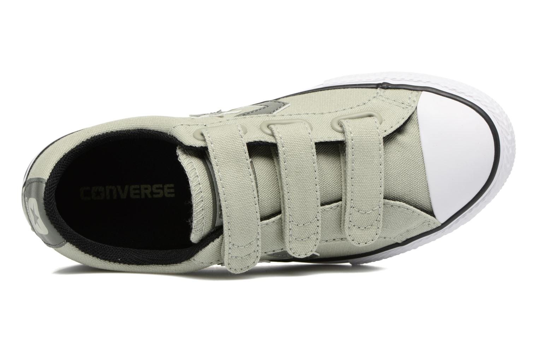 Baskets Converse Star Player 3V Ox Vert vue gauche