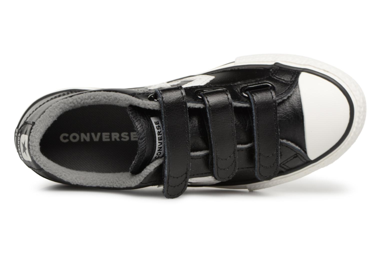 Baskets Converse Star Player 3V Ox Noir vue gauche