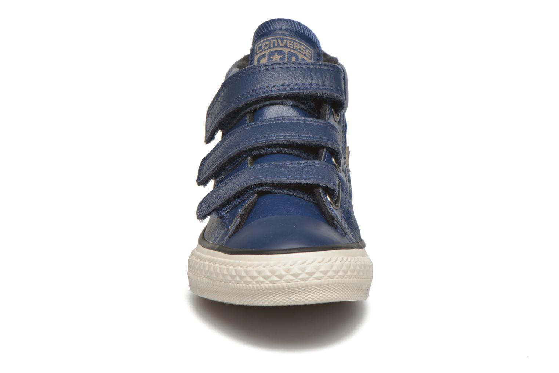 Sneakers Converse Star Player 3V Mid Blå bild av skorna på