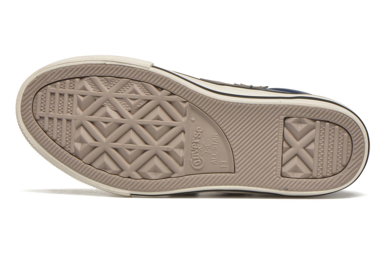 Sneakers Converse Star Player 3V Mid Blå bild från ovan