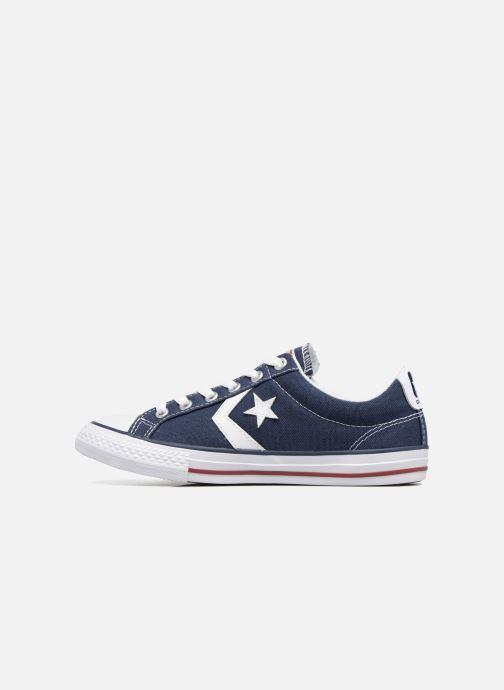 Sneaker Converse Star Player Ev Ox blau ansicht von vorne
