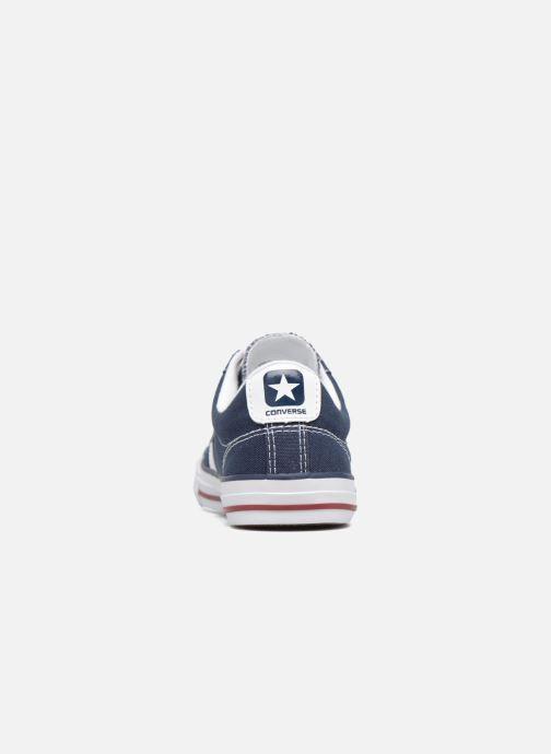 Sneaker Converse Star Player Ev Ox blau ansicht von rechts