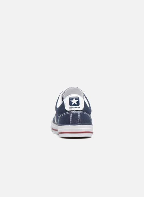 Sneakers Converse Star Player Ev Ox Blauw rechts