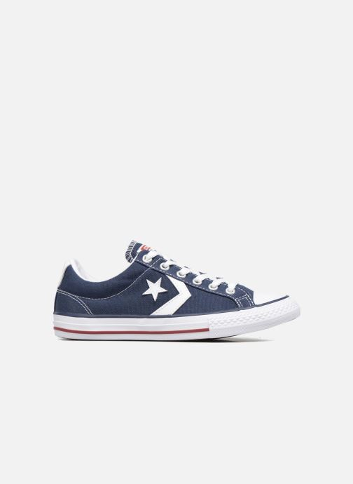 Sneakers Converse Star Player Ev Ox Blauw achterkant