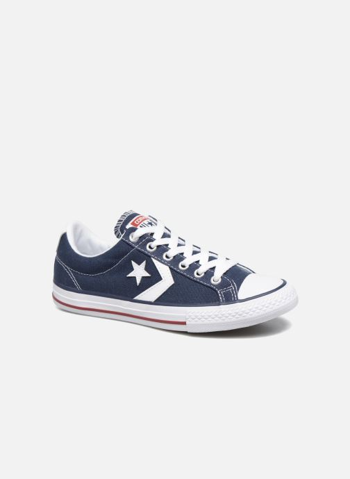 Sneaker Converse Star Player Ev Ox blau detaillierte ansicht/modell