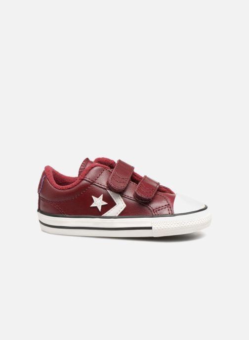Sneakers Converse Star Player 2V Ox Bordeaux achterkant