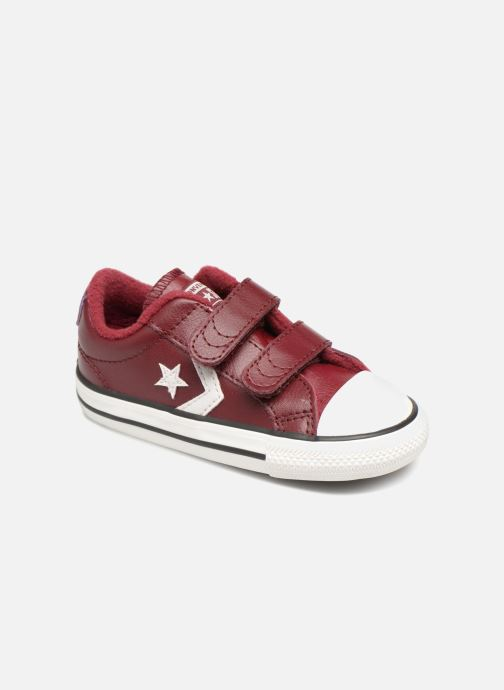 Sneakers Converse Star Player 2V Ox Bordeaux detail
