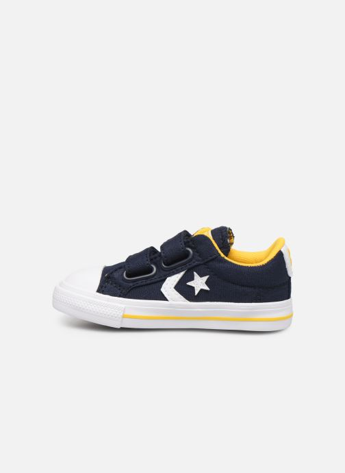 Sneakers Converse Star Player 2V Ox Azzurro immagine frontale