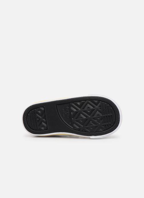 Sneakers Converse Star Player 2V Ox Azzurro immagine dall'alto