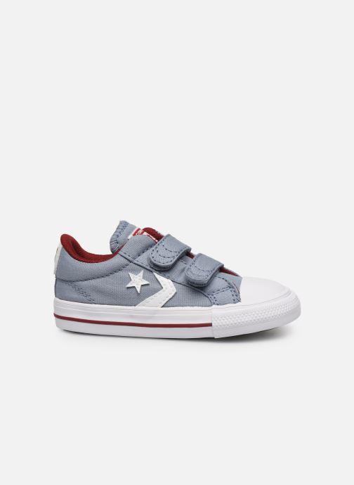 Sneaker Converse Star Player 2V Ox blau ansicht von hinten