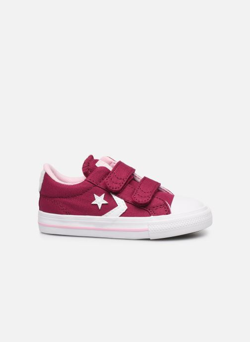 Baskets Converse Star Player 2V Ox Rose vue derrière