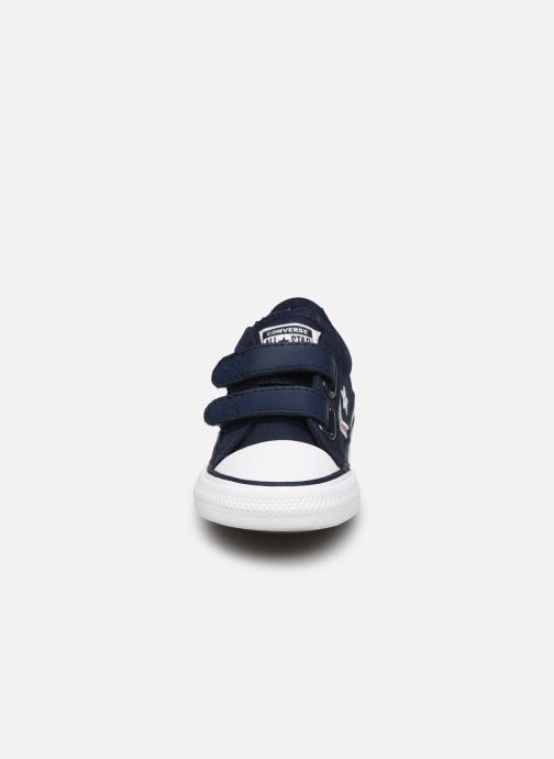 Trainers Converse Star Player 2V Ox Blue model view