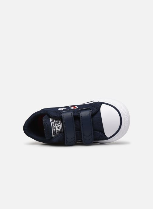 Sneakers Converse Star Player 2V Ox Blauw links