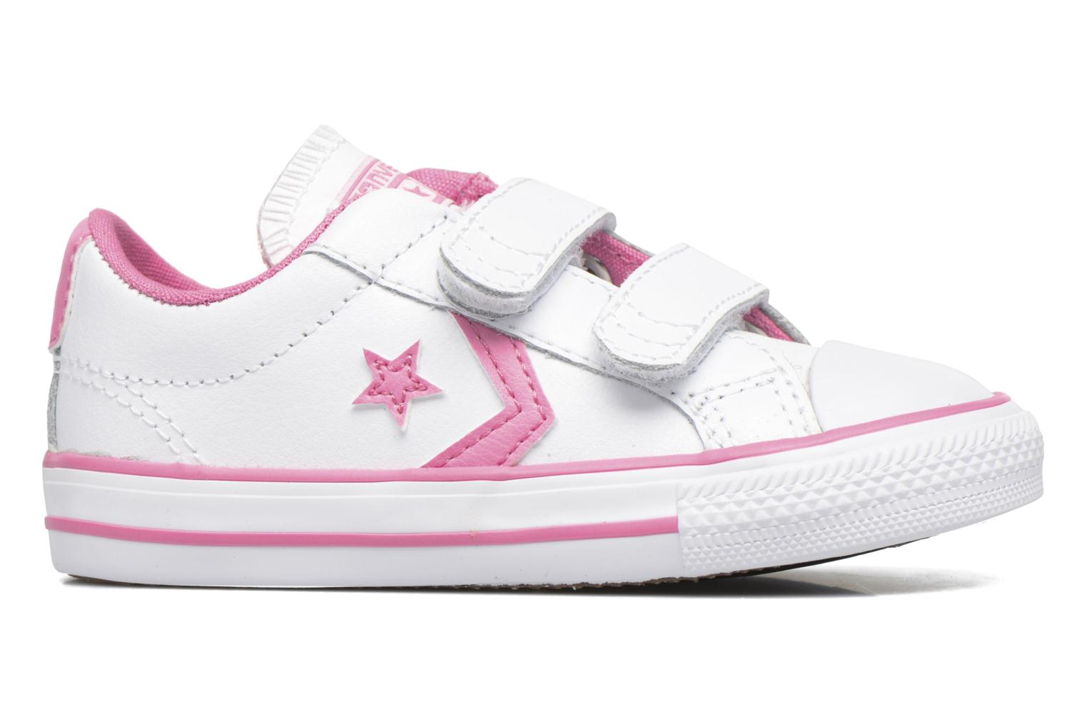Sneakers Converse Star Player 2V Ox Wit achterkant