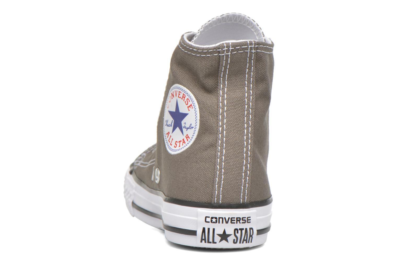 Baskets Converse Chuck Taylor All Star Sp Hi Gris vue droite