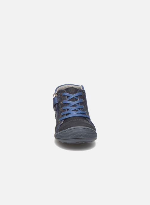 Baskets Mod8 Donald Bleu vue portées chaussures
